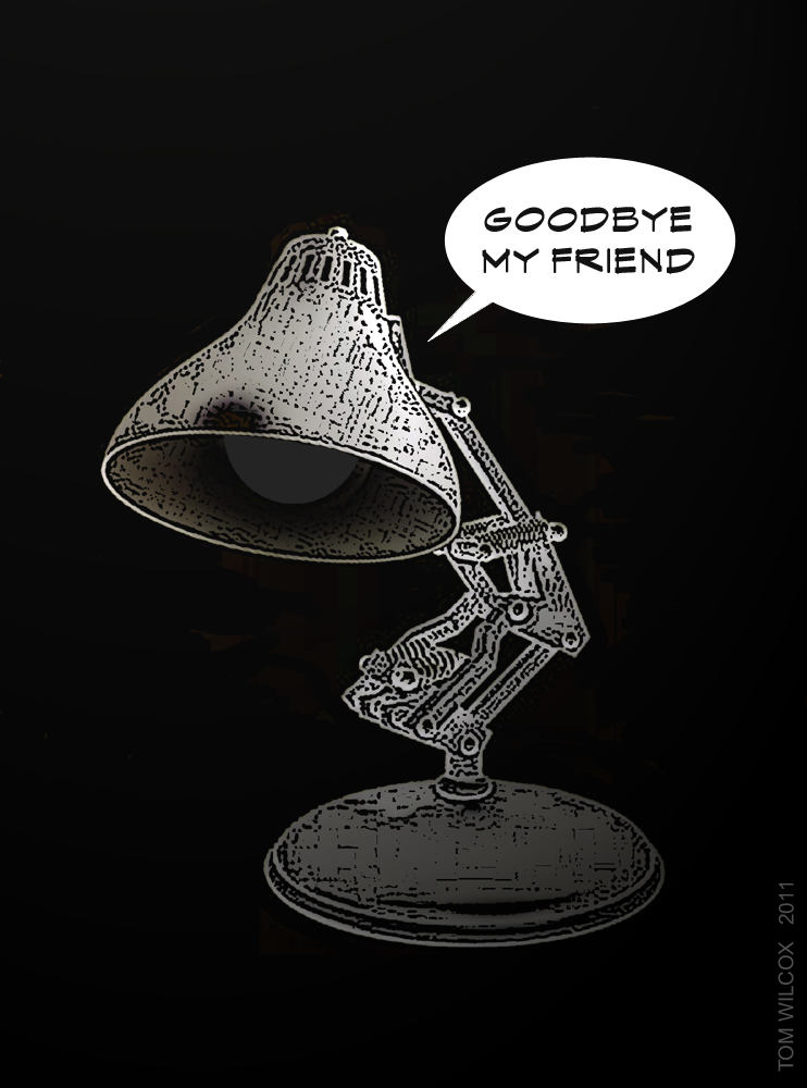 Goodbye My Friend by TomWilcox