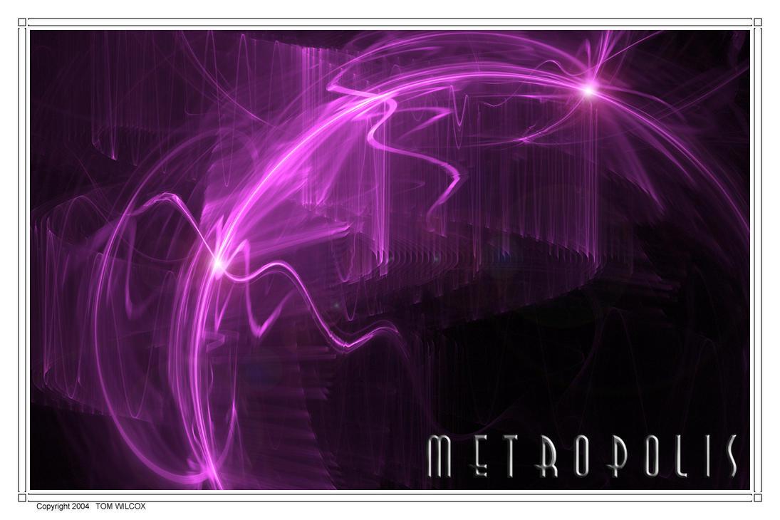METROPOLIS by TomWilcox