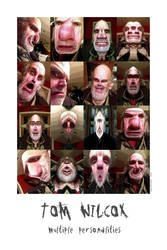Multiple Personalities by TomWilcox