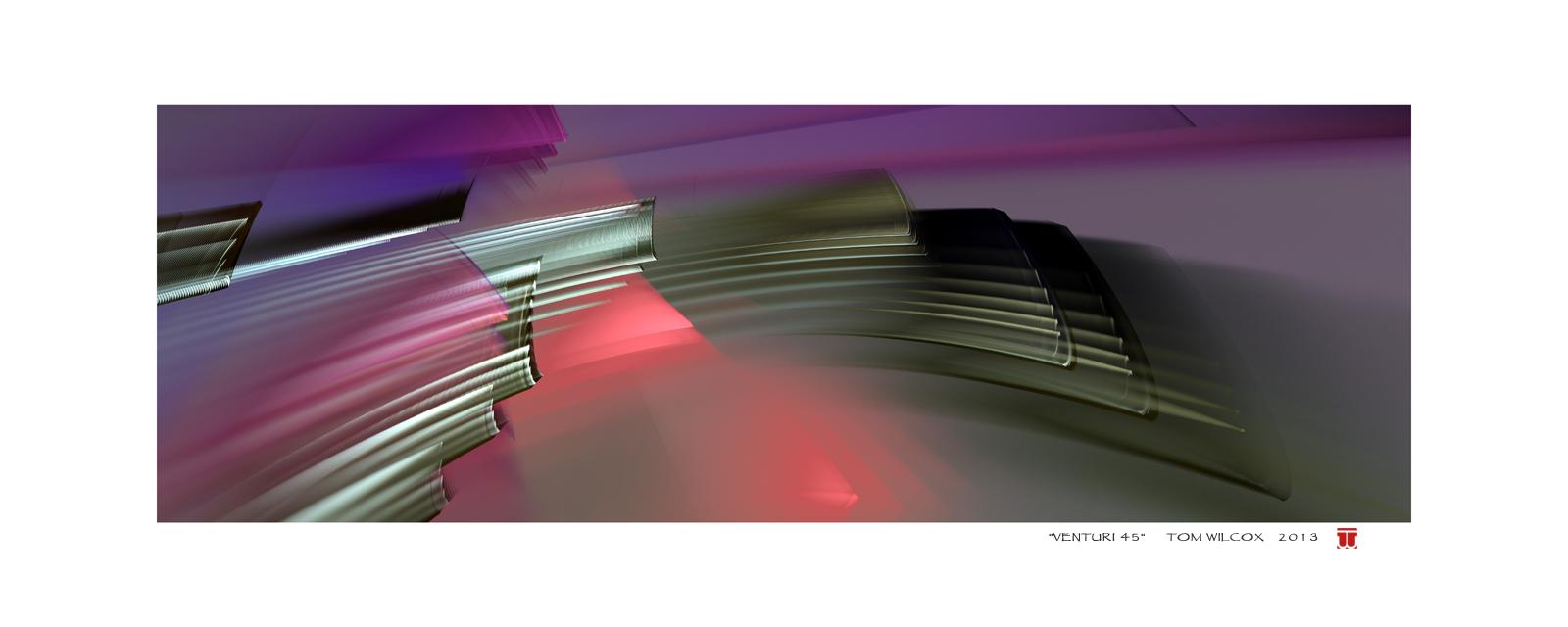 Venturi 45 by TomWilcox