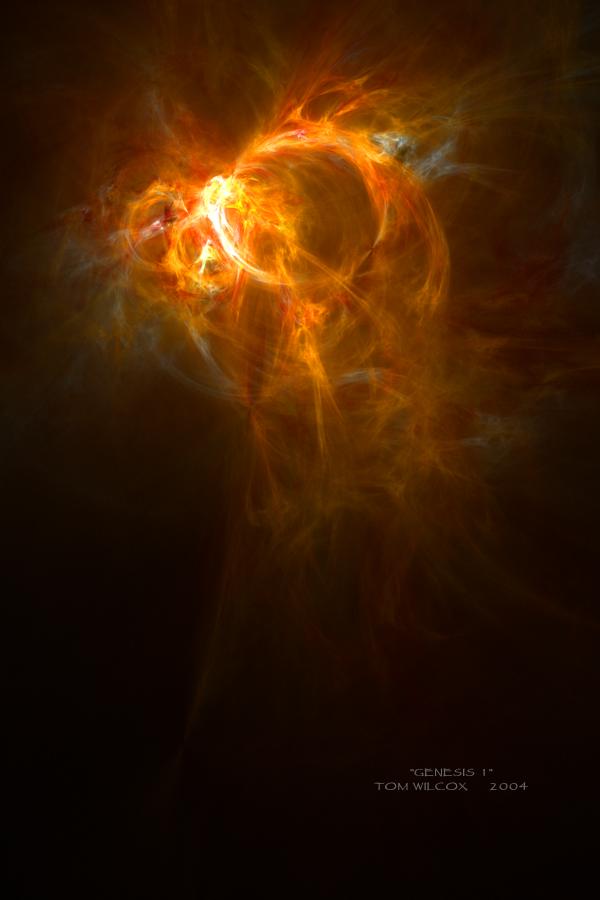 Genesis 1 by TomWilcox