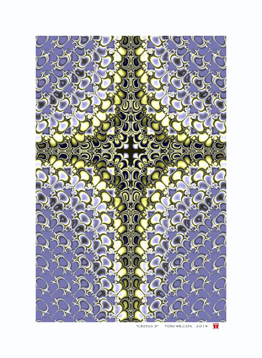 Cross 3 by TomWilcox