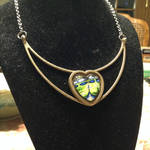 Necklace w/3D printed pendant