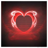 Heart No. 4 by TomWilcox