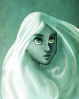 Secret of Kells: Aisling by LadyYonder