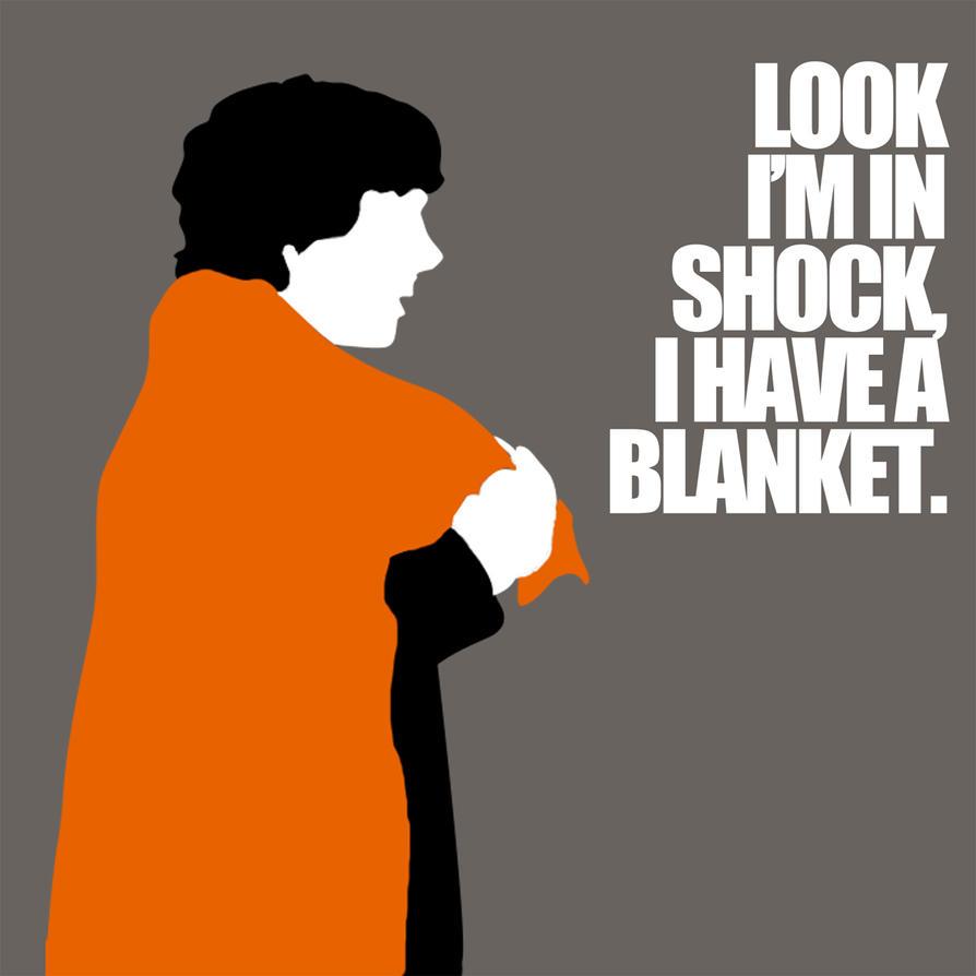 Blanket of Shock by iseatheseas