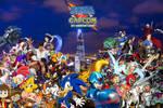 Sega vs Capcom Ver 1 (E3)