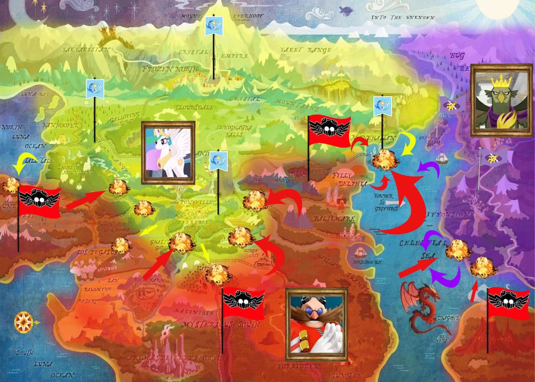 Eggman Equestria War By Trungtranhaitrung On Deviantart