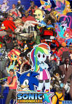 Sonic Chronicles X (Japanese Version)