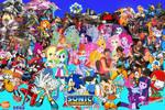 Sonic Chronicles X : Mistery of  Soleanna