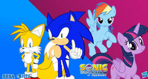 Sonic and MLP : Destination of Friendship (teaser) by trungtranhaitrung