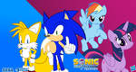 Sonic and MLP : Destination of Friendship (teaser)