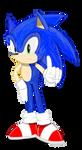 My own Sonic the Hedgehog movie design
