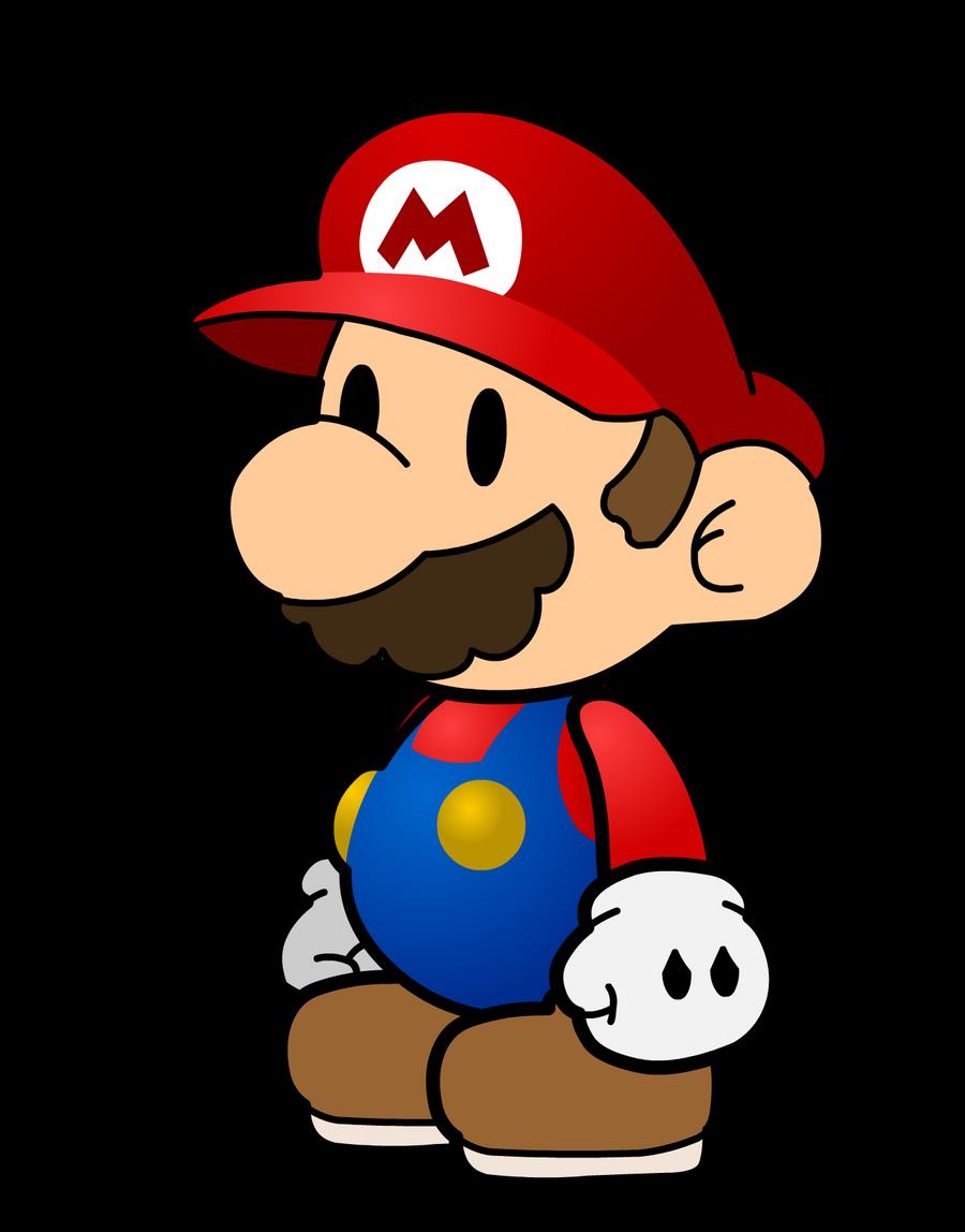 Paper Mario Thousand Year Door Gold Ring