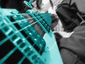 Guitar by delb0b