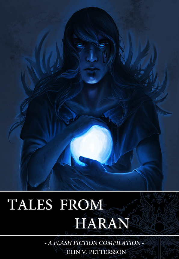 Tales From Haran Cover by Frostnight