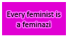 BAWWW FEMINIST!!111!!!!! by OpposingViews