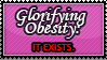 The 'Glorifying Obesity' Truth. by OpposingViews