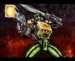 Springer, Leader of The Wreckers