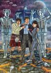 2nd Doctor, Jamie and Zoe