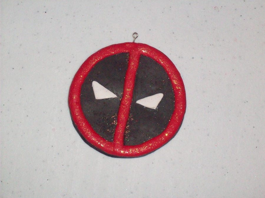 Deadpool ornament by shibori78