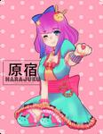 Smite's Harajuku Cutie