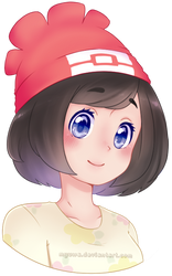 pokemon babe by Myuwa