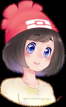 pokemon babe