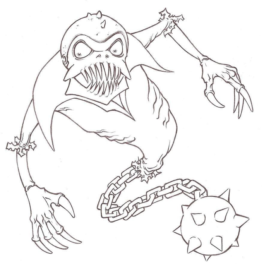 Cool Skylander Drawings For Kids