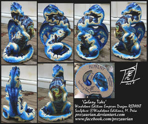 'Galaxy Tides' Windstone Editions Emperor REPAINT