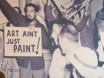 Art Ain't Just Paint by xjamiee
