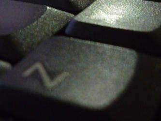 Black Keys on a Keyboard by xjamiee