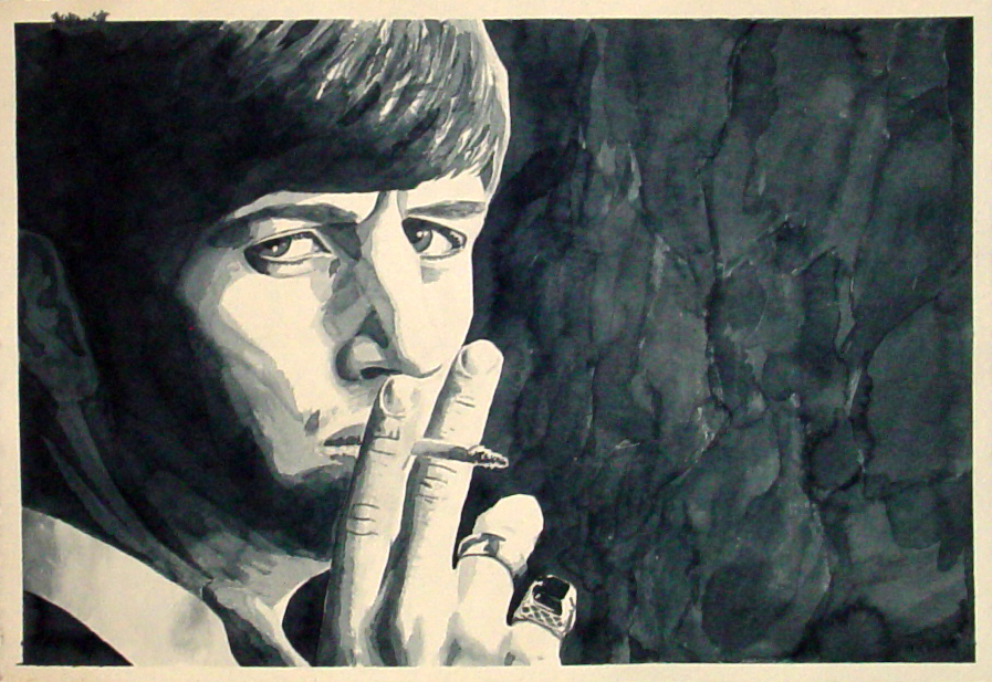 Ringo Starr by Coleman