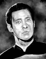 Star Trek - Lt. Cmdr. Data by Coleman