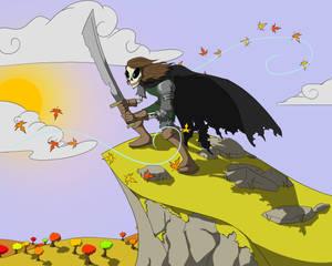 Andrew The Skeleton Knight
