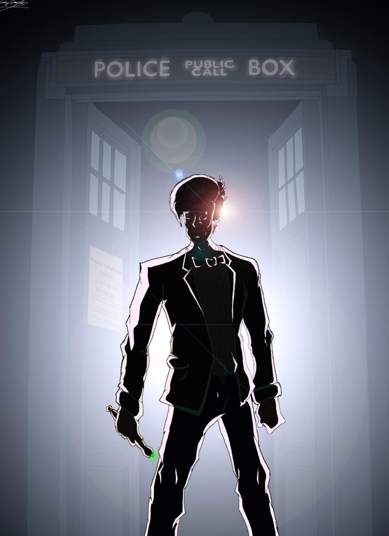The Doctor by Royalty-Doc