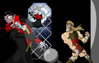 Simon vs. Dracula