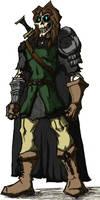 Skeleton Guy Colored