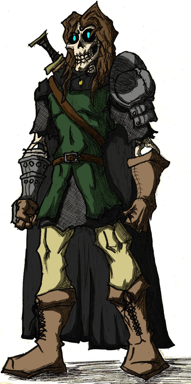 Skeleton Guy Colored by Royalty-Doc