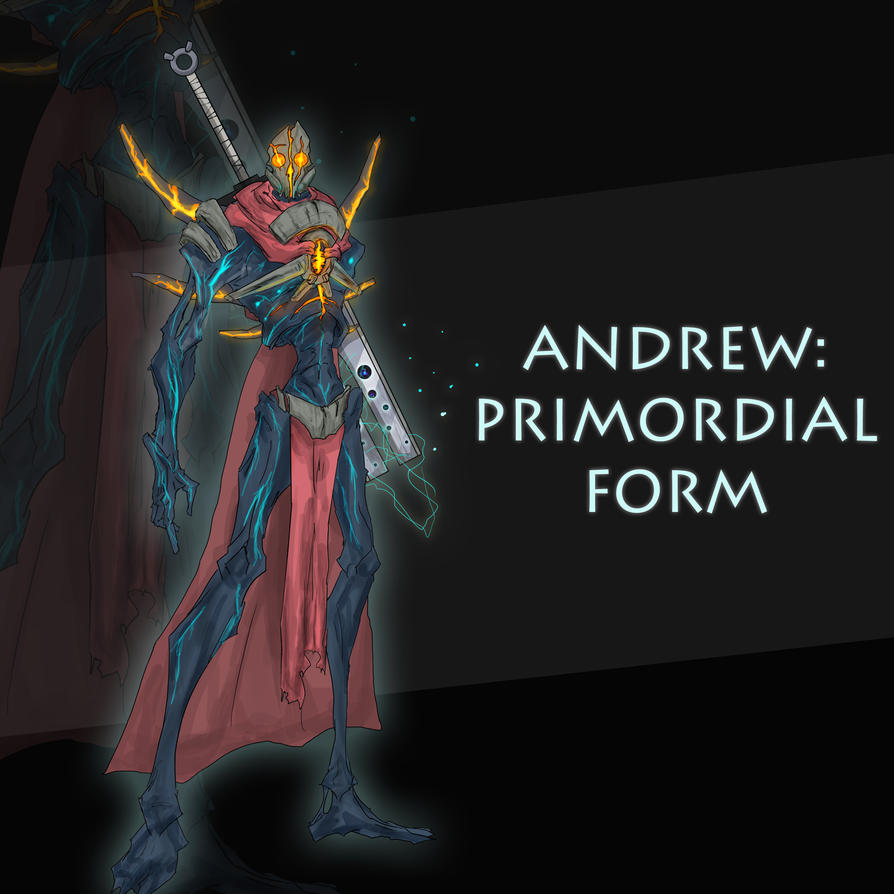 Primordial Andrew Concept by Royalty-Doc