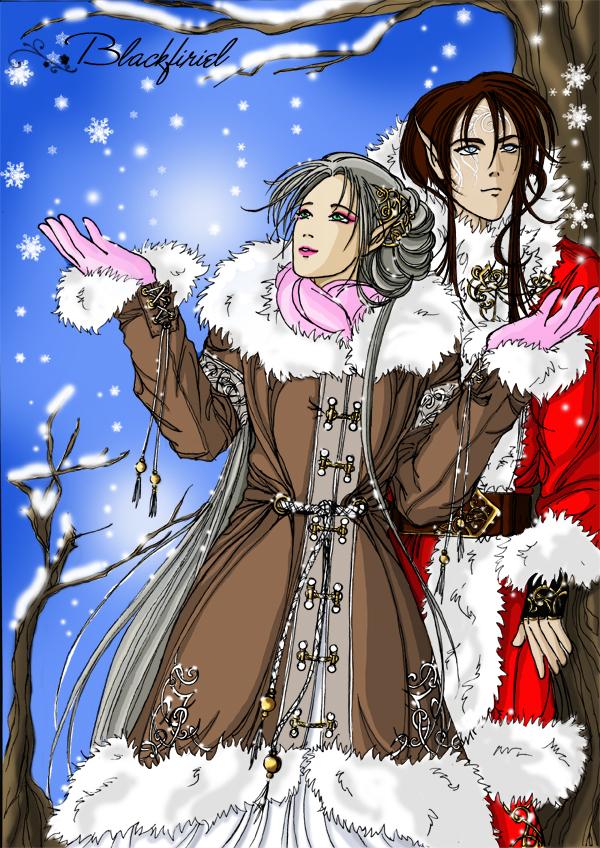 Merry Christmas 2009 by Blackfiriel