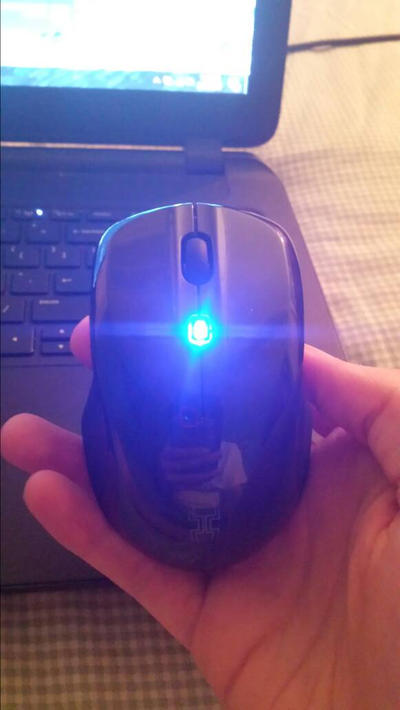 got a new mouse by Sh4dowRe4per10