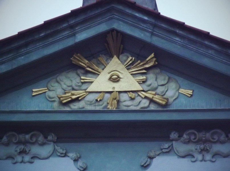 Eye of Providence by GloriousBastardo