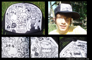 custom trucker cap by ItsmeJonas