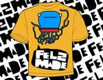 Felzmade shirtdesign- octo