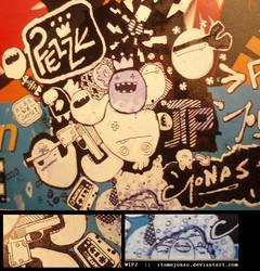 Desktop Drawings WIP2 by ItsmeJonas