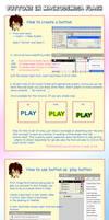 Simple Flash Button Tutorial by Zazi-chan