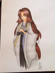 Lady ZaZi the first :-P by Zazi-chan