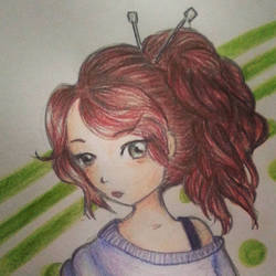 coloring an old sketch 2 by Zazi-chan