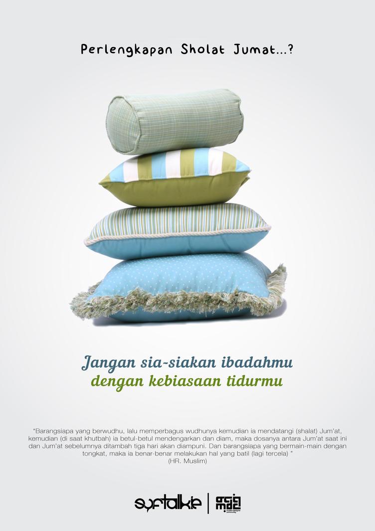 Sholat Jumat by syfArt